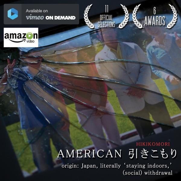 American Hikikomori, Online